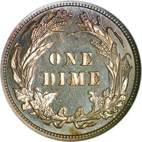 1915 10C PF reverse