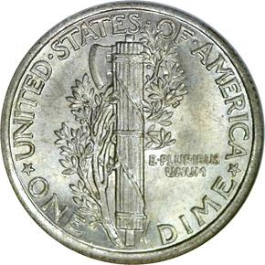 1924 10C MS reverse