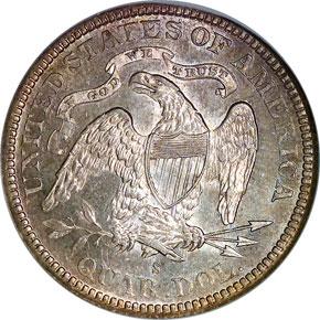 1878 S 25C MS reverse