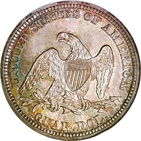 1862 25C MS reverse