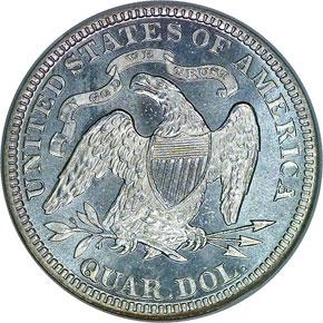 1884 25C MS reverse