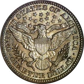 1904 25C MS reverse