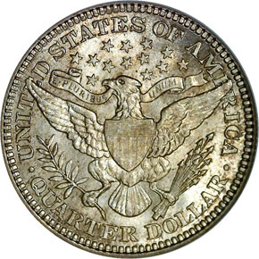 1907 25C MS reverse