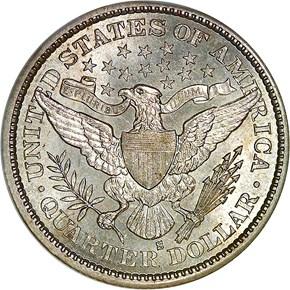 1900 S 25C MS reverse