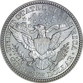 1902 25C MS reverse