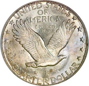 1918 S 25C MS reverse