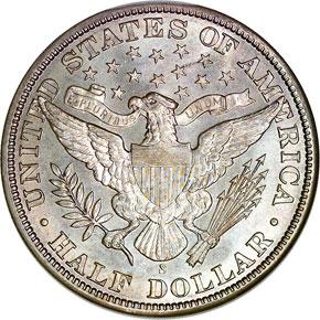1900 S 50C MS reverse