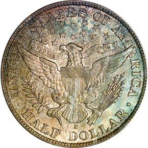 1902 S 50C MS reverse