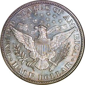 1904 S 50C MS reverse