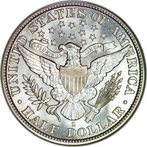1914 S 50C MS reverse