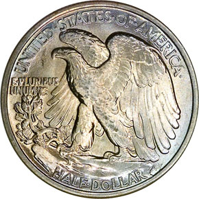 1934 50C MS reverse