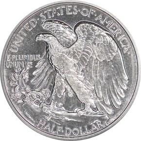 1939 50C PF reverse