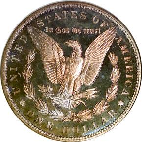 1904 S$1 PF reverse