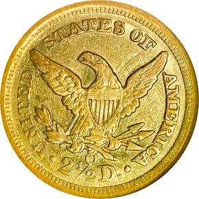 1845 O $2.5 MS reverse