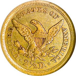 1846 O $2.5 MS reverse