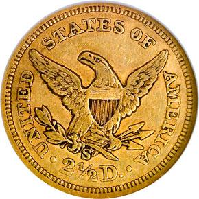 1856 S $2.5 MS reverse