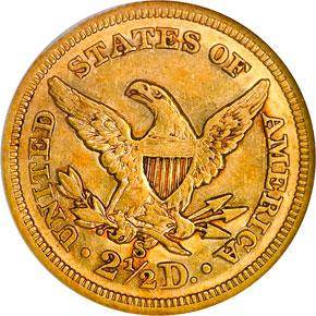 1859 S $2.5 MS reverse