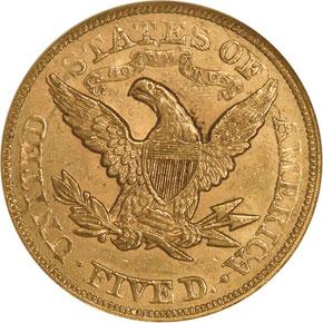 1873 OPEN 3 $5 MS reverse