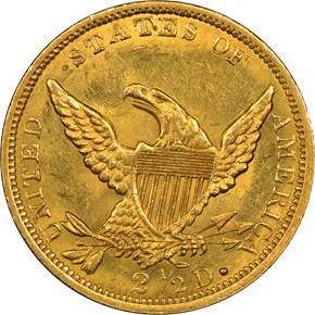 1838 $2.5 MS reverse