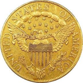1801 $10 MS reverse