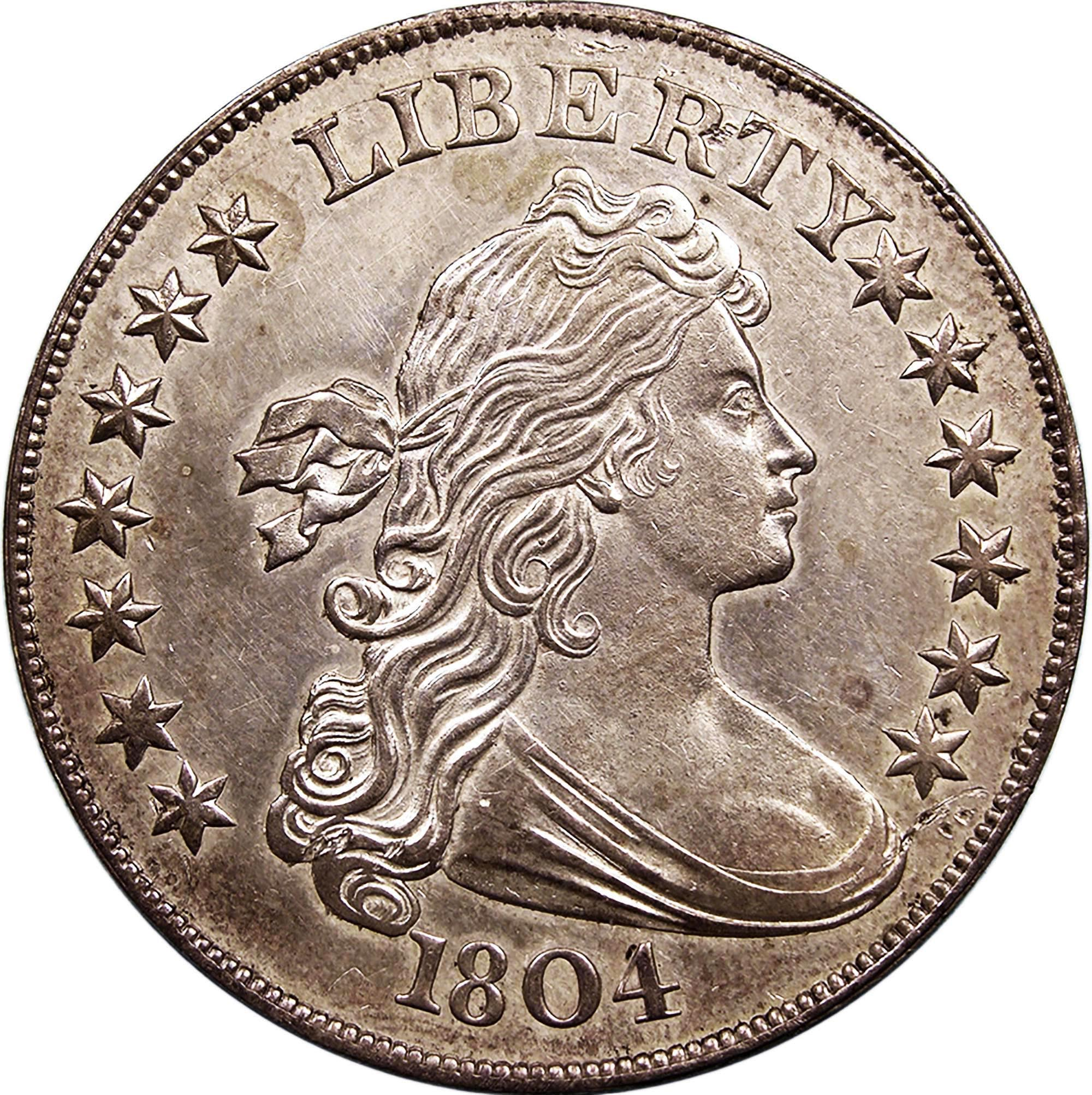1804 liberty coin value