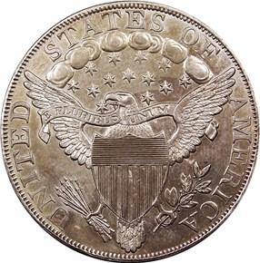 1804 CLASS I $1 PF reverse