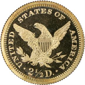 1874 $2.5 PF reverse