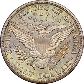 1904 50C MS reverse
