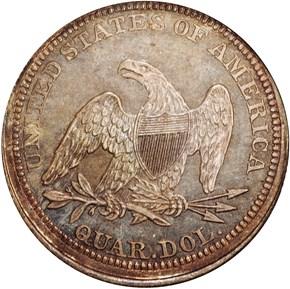 1852 25C PF reverse