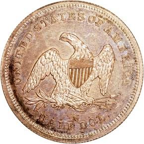1841 50C PF reverse