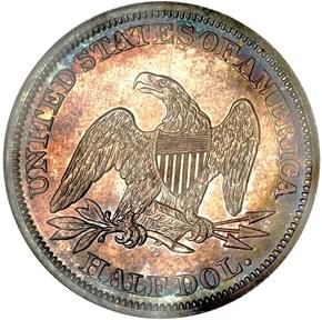 1843 50C PF reverse