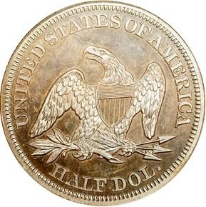 1849 50C PF reverse