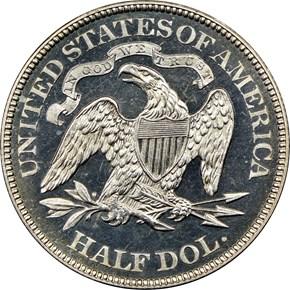 1879 50C PF reverse