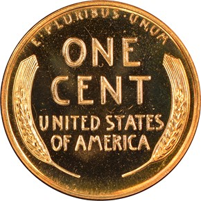 1956 1C PF reverse
