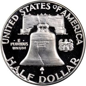 1956 TYPE 2 50C PF reverse