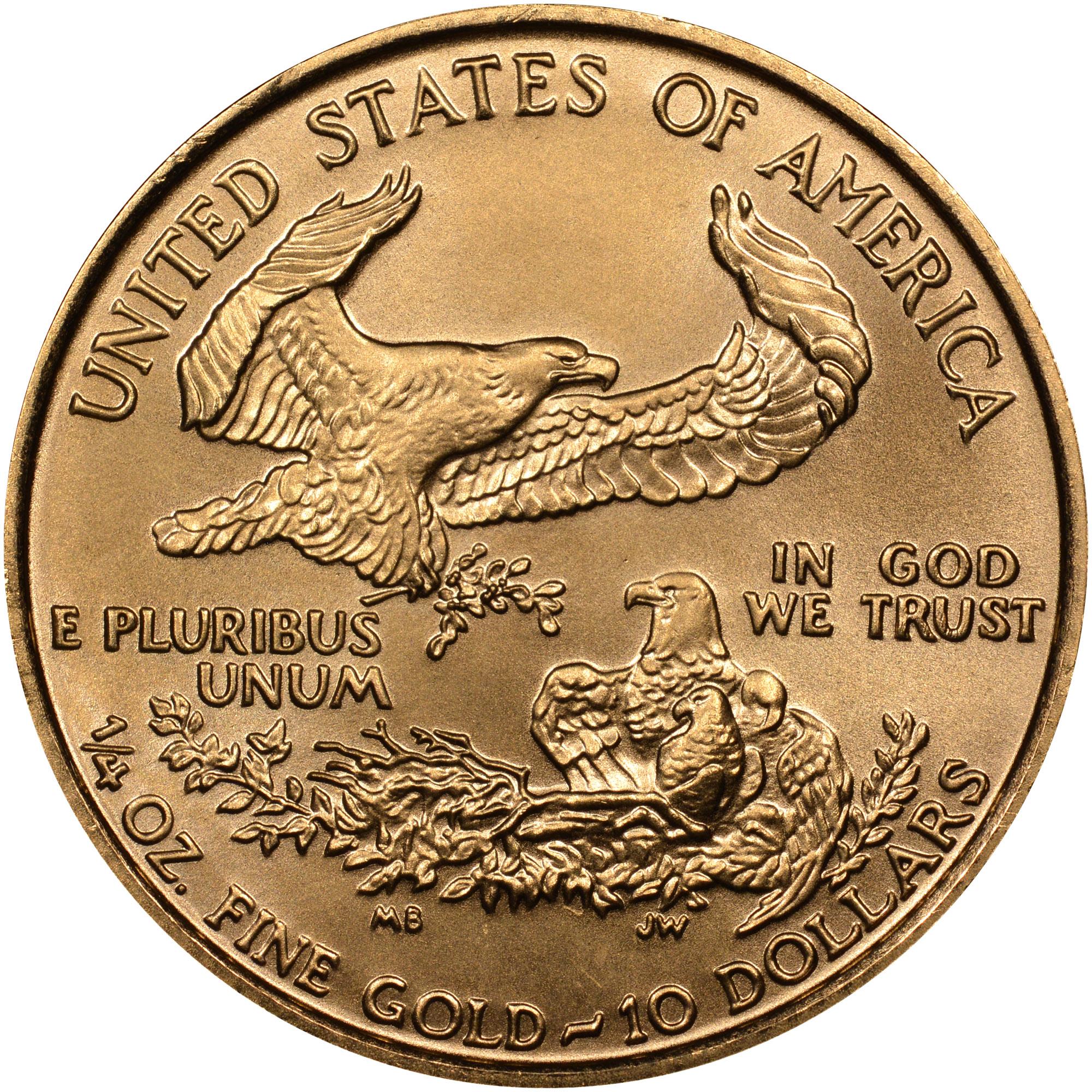 1993 Eagle G25 MS Gold Eagles