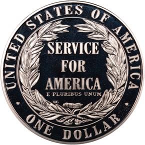 1996 S COMM SERVICE S$1 PF reverse