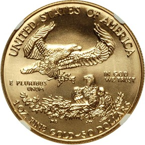1998 EAGLE G$50 MS reverse