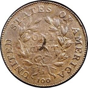 1799 1C MS reverse
