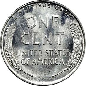 1943 1C MS reverse