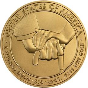 2013 W EDITH WILSON G$10 MS reverse