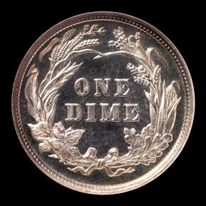 1894 10C PF reverse