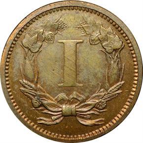 1868 J-606 1C PF reverse
