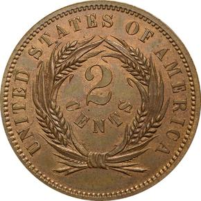 1863 J-312 2C PF reverse