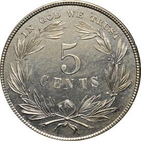 1866 J-461 5C PF reverse