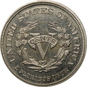 1883 J-1716 5C PF reverse