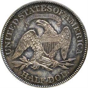 1861 J-277 50C PF reverse