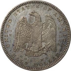1879 J-1599 50C PF reverse