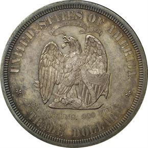 1873 J-1294 T$1 PF reverse