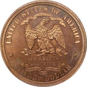 1873 J-1312 T$1 PF reverse